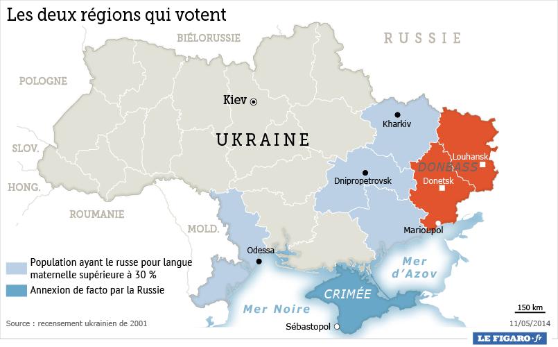 UKRAINE la République de Lougansk 201419_ukraine_referendum