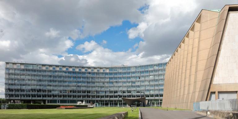 UNESCO Headquarters, Paris, France