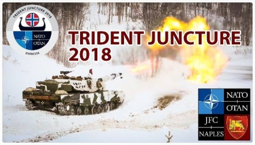 USA ces exercices militaires « Trident Juncture »,1841761303