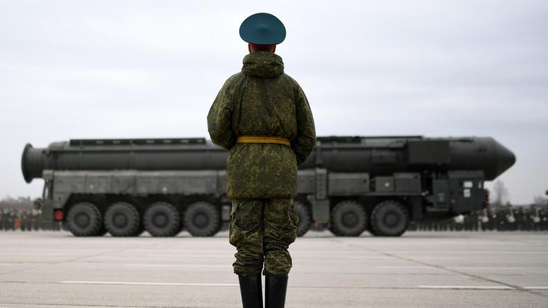 USA RUSSIE FNI Rupture américaine du traité FNI la Russie apte au défi5bd80bee09fac2d3528b4567