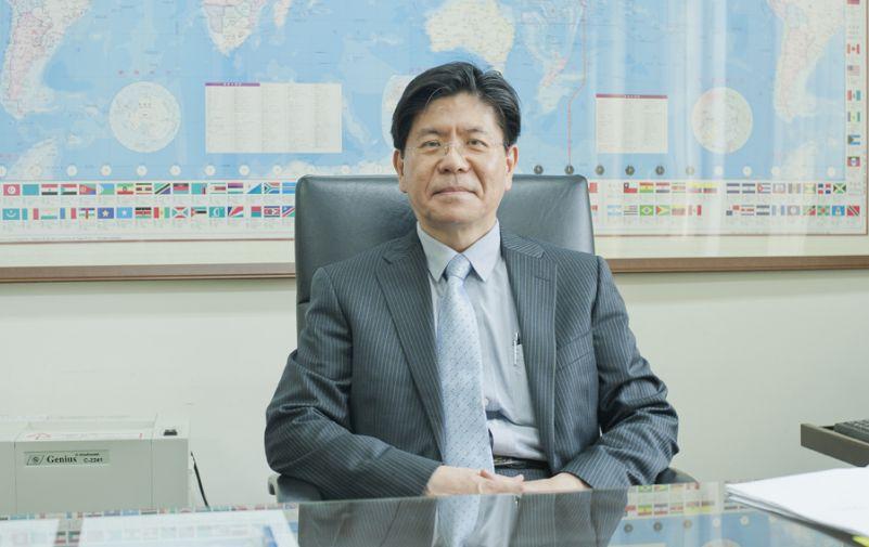 Zhang Wensheng, Directeur de l_Institut de recherche sur Taïwan img220160805060008556_800