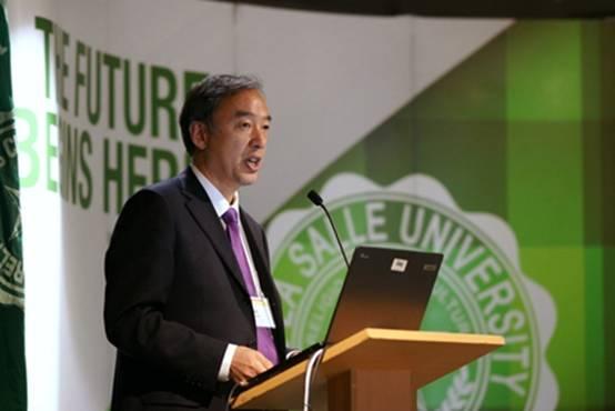CHINE Liu Deliang professeur de droit à l_Université Normale de Pékin 20160222081153300001
