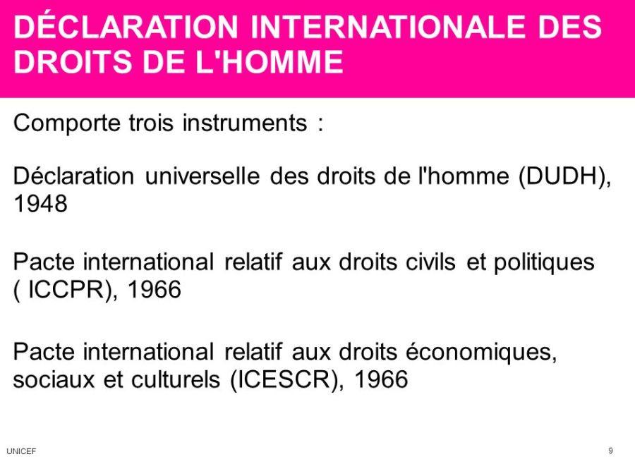 DÉCLARATION+INTERNATIONALE+DES+DROITS+DE+L+HOMME