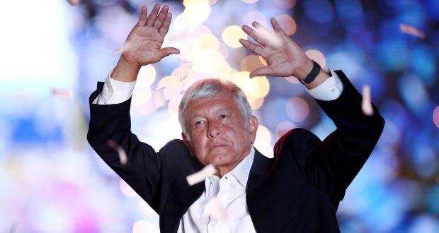 MEXIQUE Andrés Manuel López Obrador (AMLO) image
