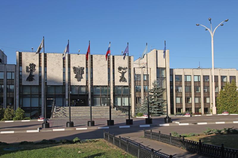 MGIMO du Ministère russe des Affaires étrangères.russie-moscou-institut-d-c3a9tat-de-mgimo-moscou-de-la-construction-de-relations-internationales-86034445