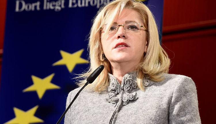 UE Corina Crețu Commissioner_Cretus