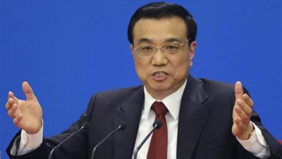 CHINE UE Le Premier ministre Li Kequiang est en déplacement en Europe, keqiang