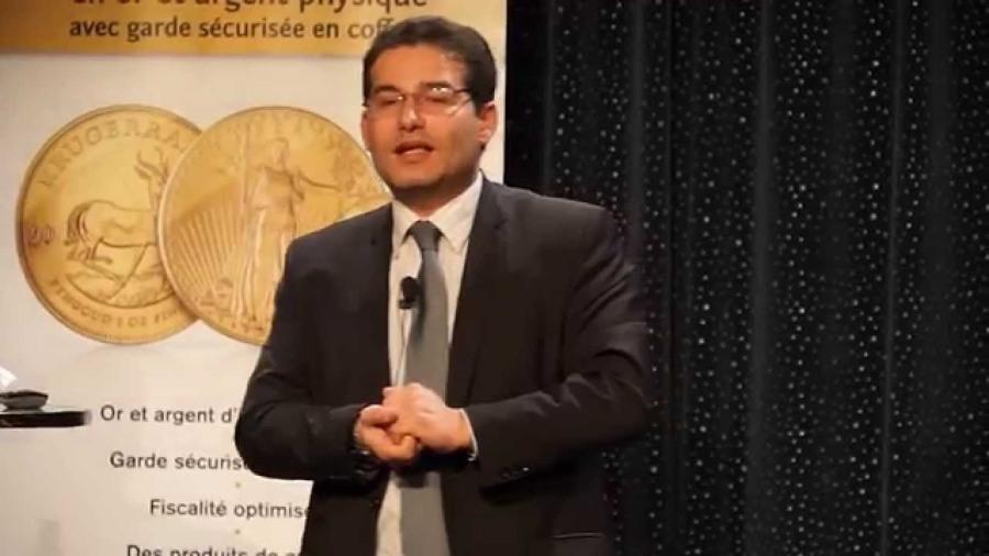 FRANCE Charles Sannat, directeur des études économiques d'Aucoffre.com maxresdefault