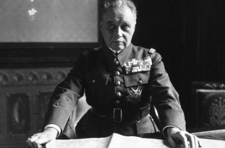 FRANCE Maurice Gamelin 1940 gamelin