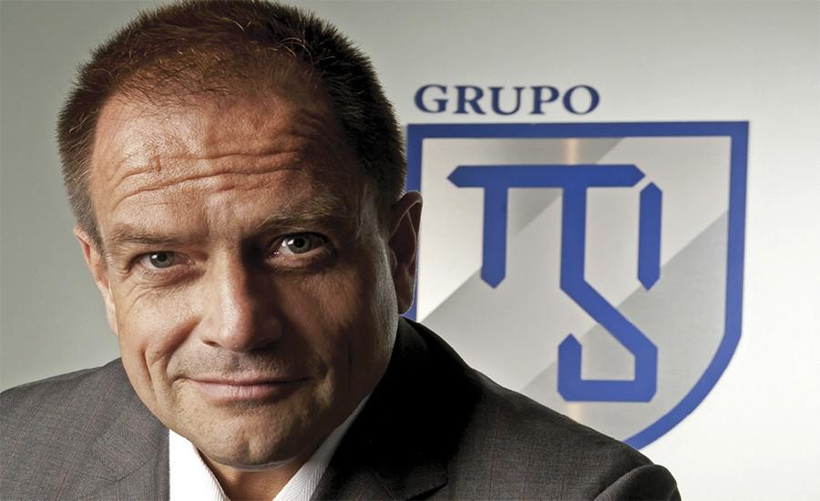 mexique El presidente de Multisistemas, Alejandro Desfassiaux aelcner