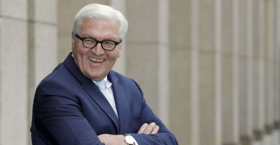 ALLEMAGNE Frank-Walter Steinmeier, le prochain président fédéral de l'Allemagne.