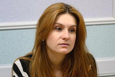 USA RUSSIE Jeudi 13 décembre, Maria Boutina butina