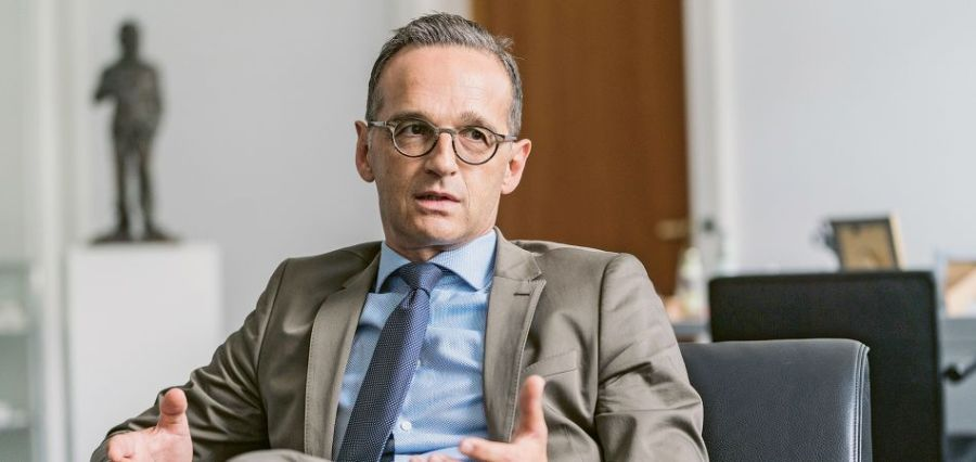 allemagne heiko-maas-federal-foreign-office-europe-politics