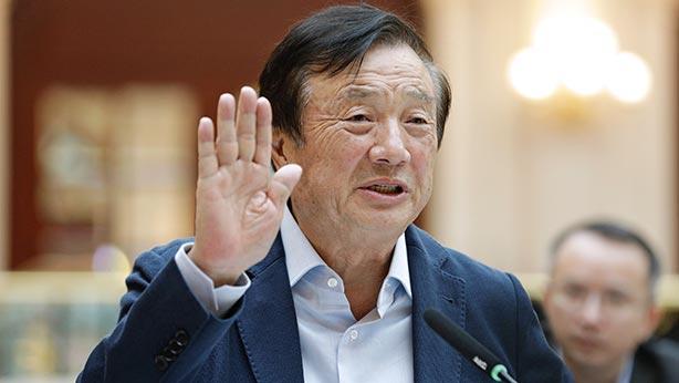 chine ren zhengfei 任 正 非, 74 ans, pdg de huawei chronique_012019_03