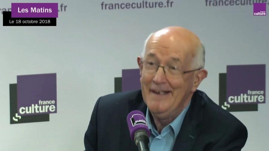 france historien et philosophe, marcel gauchet est directeur d'études à l'ecole des hautes études en sciences sociales et au centre de recherches politiques maxresde