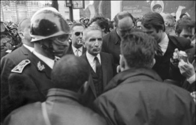 france maurice grimaud préfet de police de paris en mai 68ob_3c6369_648x415-8-mai-1968-paris-prefet-police