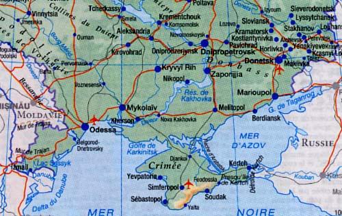 mer d'azov Odessa_Situation-detroitkerch-crimee-ukraine-russei