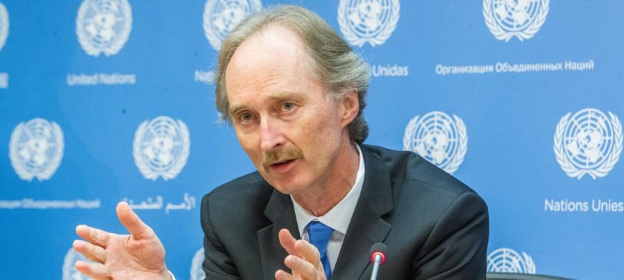 onu le nouvel envoyé spécial du secrétaire général de l'onu pour la syrie, geir pedersen. image1170x530cropped