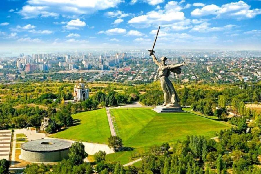 russie stalingrad sur la colline de mamajev 147333948