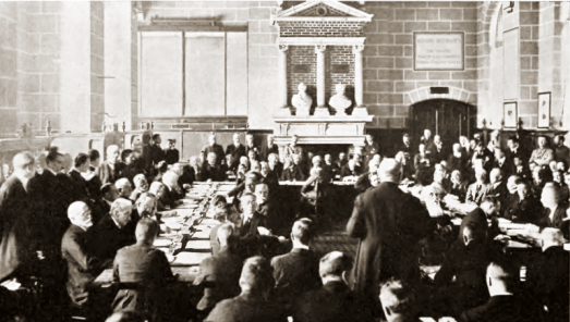 saint germain en laye 1919 tratadodesaintgermainrenner