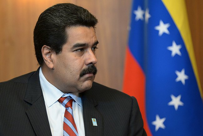 venezuela nicolas maduro Встреча_с_Президентом_Венесуэ