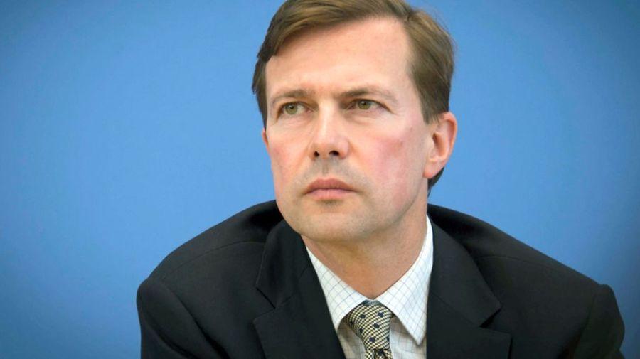 ALLEMAGNE Steffen Seibert 2016-05-18-regierungssprecher-seibert