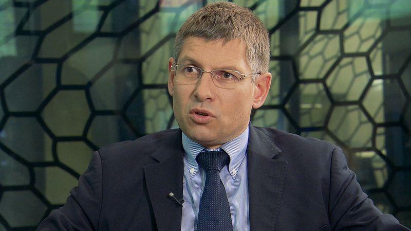 Fabrice Balanche, spécialiste de la Syrie. 8225479.image