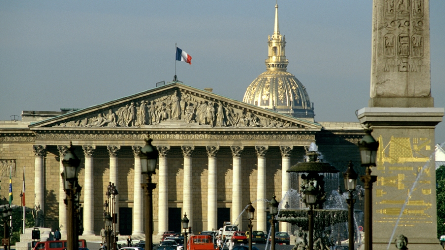 colonnade invalides concorde thinkstock