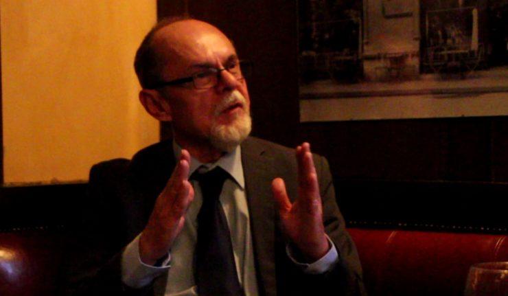 hongrie László Bogár, économiste et professeur d'université, ancien député et ancien secrétaire d'État hongrois, bogar-photo-visegrad-post-740x431