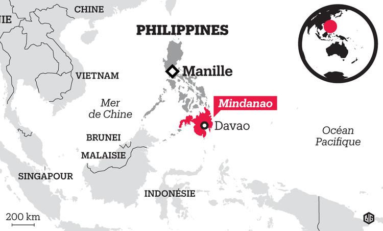 l'île de Mindanao.1024831-mindanao-aux-philippines-carte-big