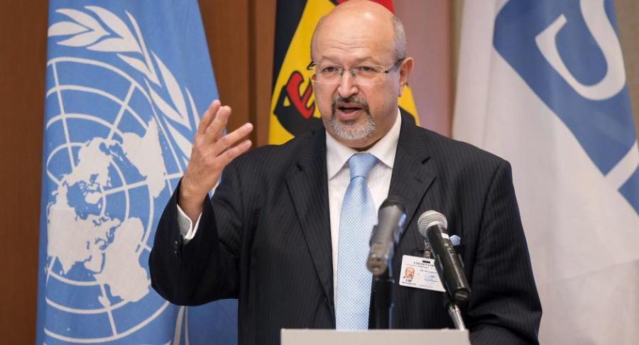 ONU 268536Secretary General Lamberto Zannier attends the 71st United Nations General Assembly
