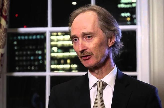 ONU Geir Pedersen wo31-UN-Mistura