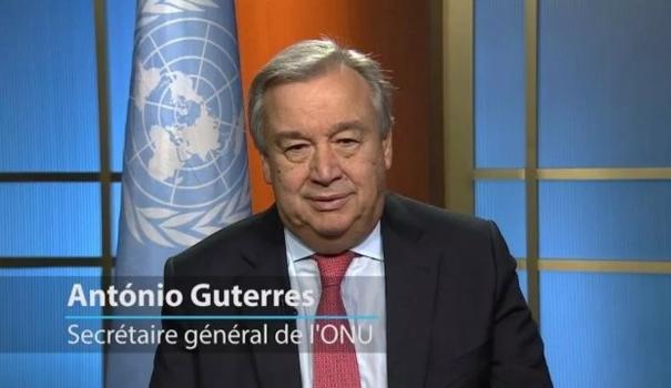 ONU Le-Secrétaire-général-des-Nations-Unies-António-Guterres