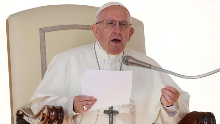 Pape François pape_francois_audience_saint-pierre_avortement_rome_0
