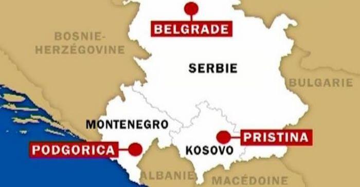 SERBIE KOSOVO MONTENEGRO arton51825