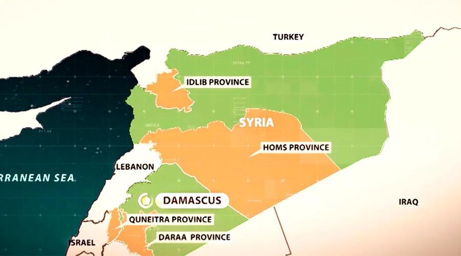 syrie zone de désescalade d'Idleb 590de3ecc36188af7e8b45bb