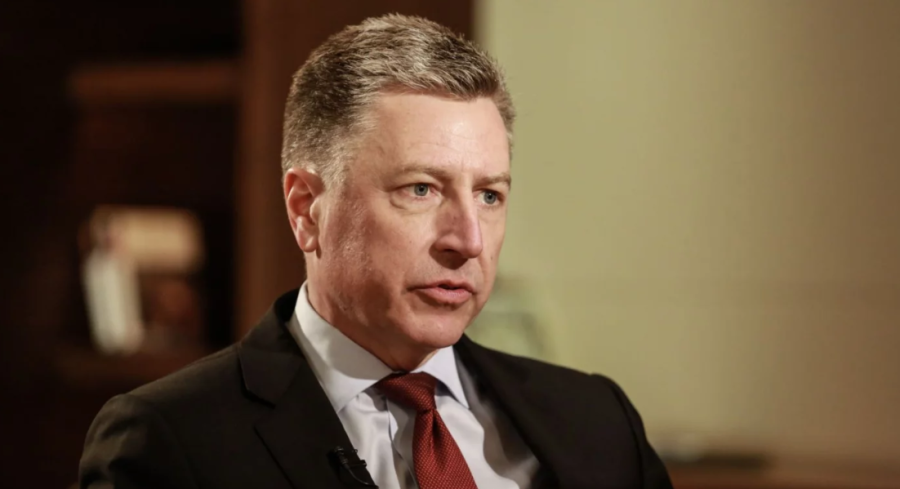 USA Kurt Volker to visit Ukraine 15354585332273108
