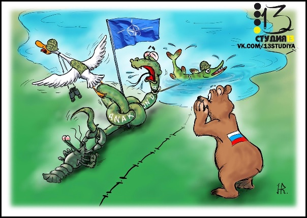 usa-russie-caricature
