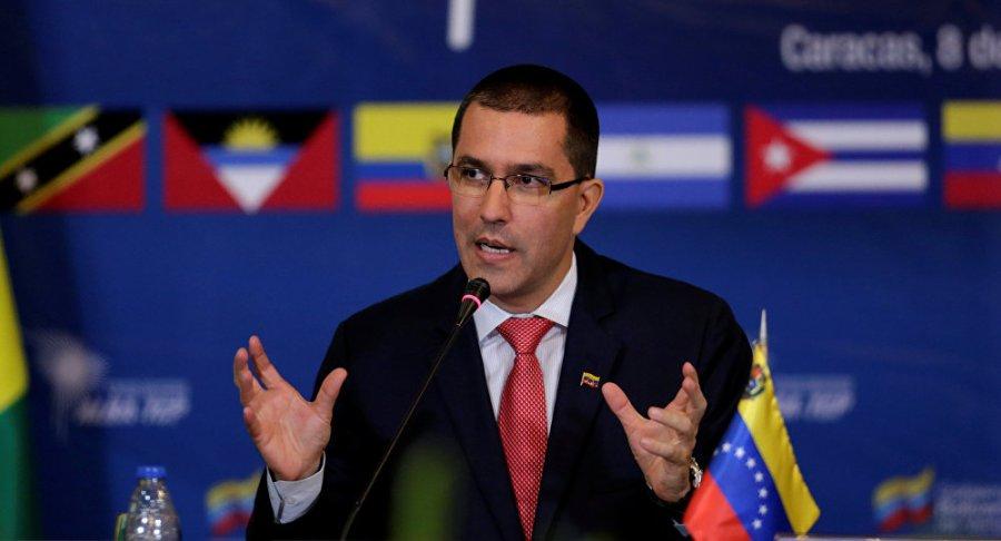 venezuela Jorge Arreaza, el canciller venezolano 1070524948