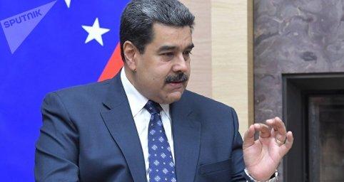 venezuela Maduro au sujet des inquiétudes pour sa propre sécurité 1039830593