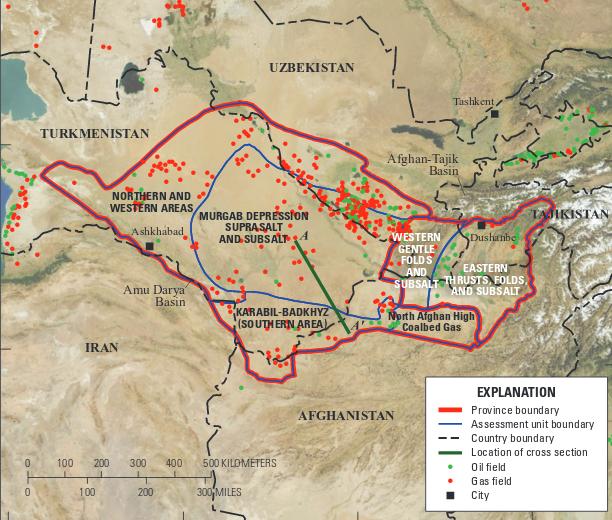 afghanistan carte-anaj