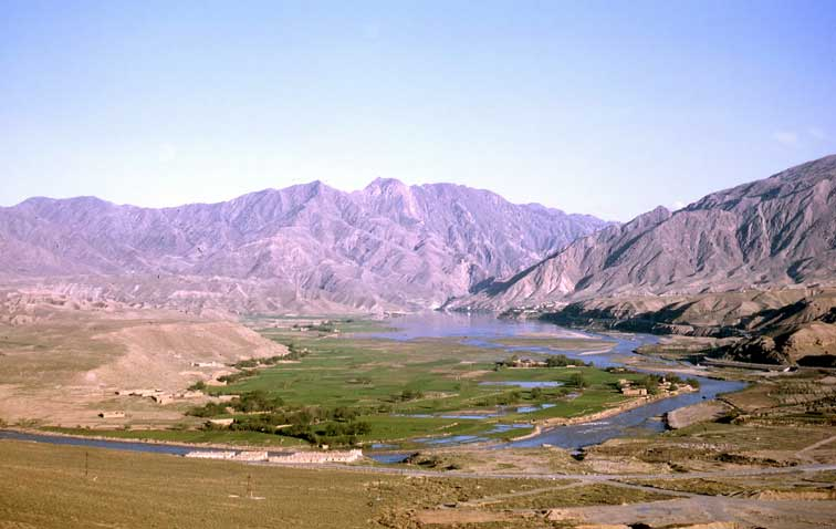 AFGHANISTAN PAYSAGE 2053