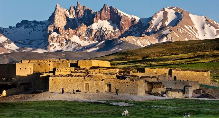 AFGHANISTAN PAYSAGE Aldea-montanosa-de-Qala-e-Sabzi-2