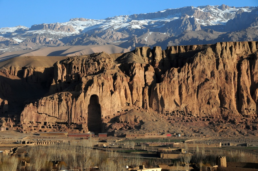 AFGHANISTAN PAYSAGE Sunrise_of_Bamyan_Valley
