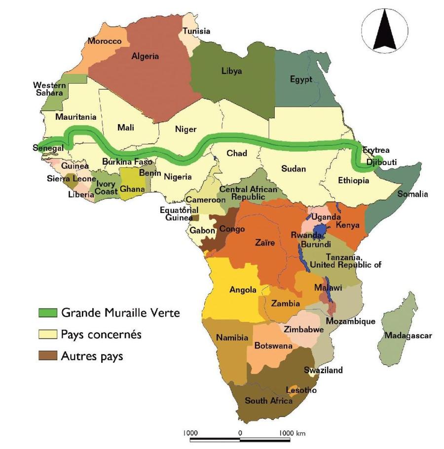 AFRIQUE la Grande muraille verte img-2