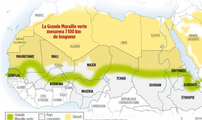 AFRIQUE LA MURAILLE VERTE CarteGMV-e1551806658729-696x414