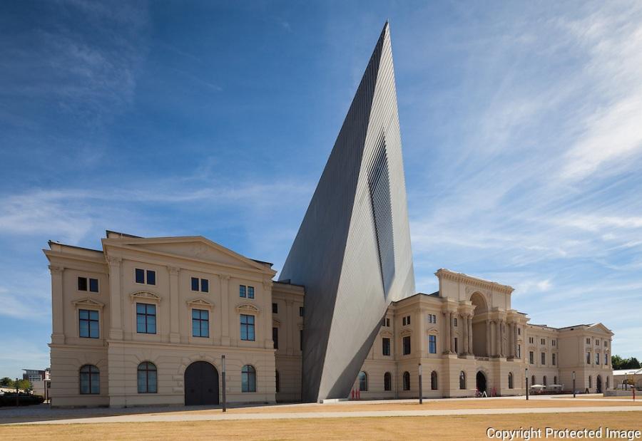 Bundeswehr Military History Museum, Dresden