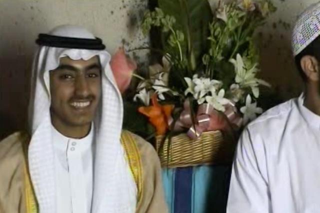 ARABIE SAOUDITE Hamza (le fils d'Oussama Ben Laden)topelement