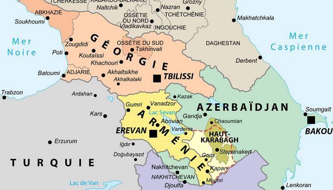AZERBAIDJAN ...le conflit du Haut-Karabagh, arton28024