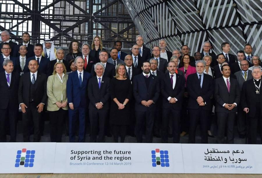 BRUXELLES UE DONNATEURS POUR LA SYRIE ,360402-01-08-1552559817_791602_highres
